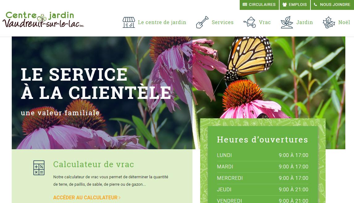 Centre du jardin Vaudreuil-sur-le-Lac - Jardinerie à Vaudreuil-Dorion